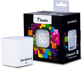 Produktfoto TSU:BEHÖ:A T'beatz Bluetooth Speaker NFC