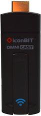 Produktfoto Iconbit Omnicast DW-000 Stick Wireless Display Dongle HDMI
