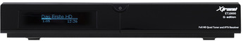 Produktfoto XTREND ET 10000 HD 2 X DVB-C/T2