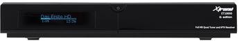 Produktfoto XTREND ET 10000 HD 2 X DVB-C/T2 / 1 X DVB-S2