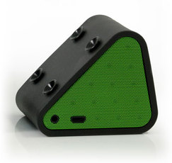 Produktfoto Leotec Leotec MINI Bluetooth Speaker (+ LINE IN) Green WITH Smartphone Support