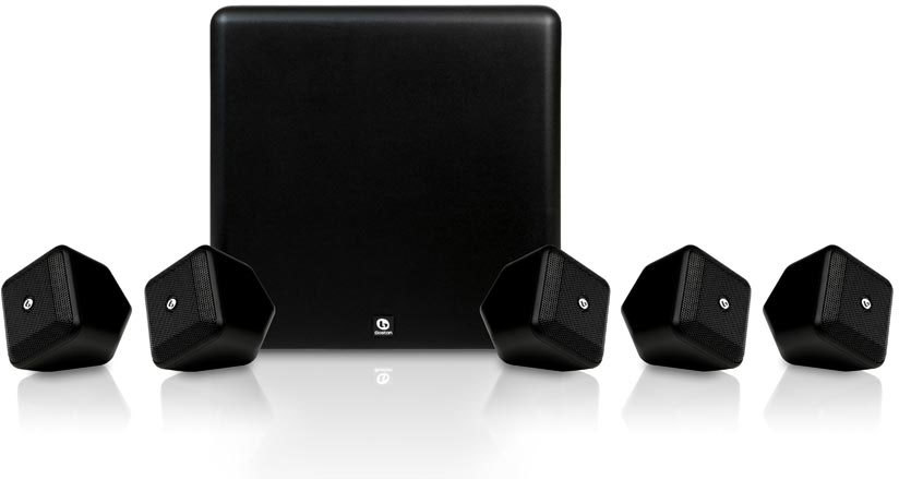 Boston Acoustics SoundWare On-Wall Loudspeakers Reviewed