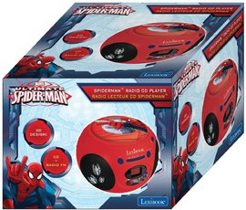 Produktfoto Lexibook RCD103SP Spiderman