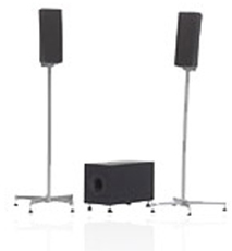 Produktfoto Polycom Stereo Speaker SET 2200-21969-240