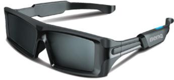 Produktfoto Benq 5J.J3925.001 3D Glasses