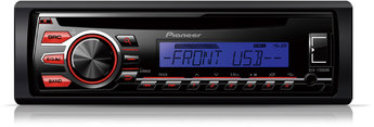 Produktfoto Pioneer DEH 1700 UBB