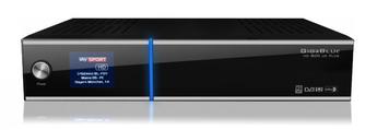 Produktfoto GIGABLUE HD 800 UE PLUS 1 X DVB-S2