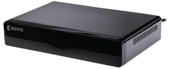 Produktfoto König Electronic DVB-T2 FTA10