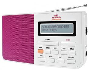 Produktfoto Dual DUAL Radio Schlagerparadies DAB +