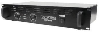 Produktfoto König Electronic PA-AMP6000-KN