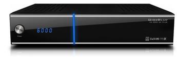 Produktfoto GIGABLUE HD 800 SE PLUS 1 X DVB-S/C/T