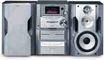 Produktfoto Sony MHC-ZX 50 MD