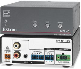 Produktfoto Extron MPA 401
