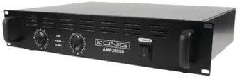 Produktfoto König Electronic PA-AMP20000-KN