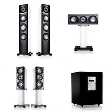 teufel definion 5 surround surround lautsprechersystem. Black Bedroom Furniture Sets. Home Design Ideas