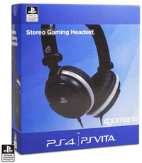 Produktfoto 4Gamers Stereo Gaming Headset PS4/PS VITA