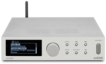 Produktfoto Audiolab M-NET