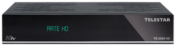 Produktfoto Telestar TD 2525 HD