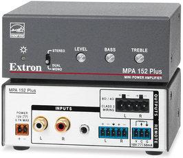 Produktfoto Extron MPA 152 PLUS