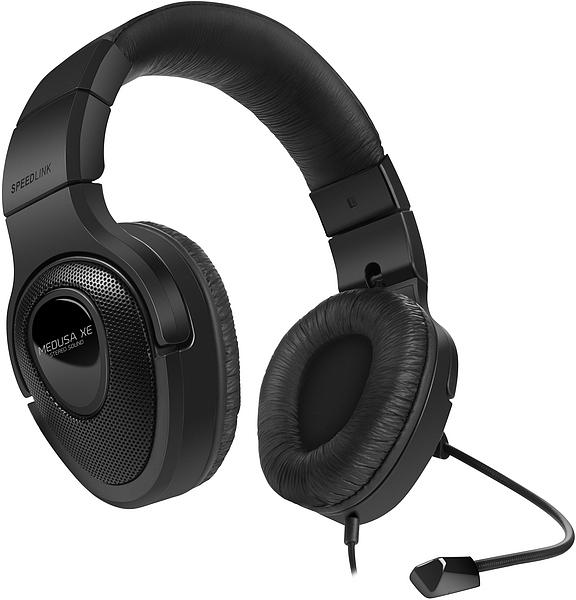 speed link medusa xe ps4 sl 4535 gaming headset tests. Black Bedroom Furniture Sets. Home Design Ideas