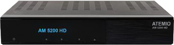 Produktfoto ATEMIO AM 5200 HD TWIN PVR