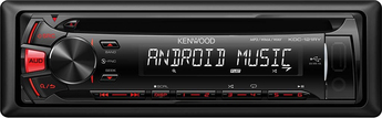 Produktfoto Kenwood KDC-121RY