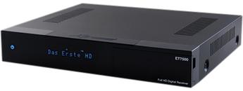 Produktfoto XTREND ET 7500 HD 2 X DVB-S2