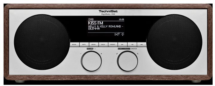 Produktbild technisat digitradio-450