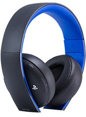 Produktfoto Sony GOLD Wireless Stereo Headset 7.1 Surround