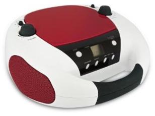 Produktfoto BigBen Interactive CD52 USB