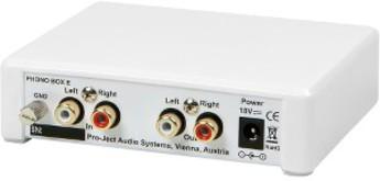 Pro-Ject Phono BOX E Stereo-Verstärker: Tests & Erfahrungen im ...