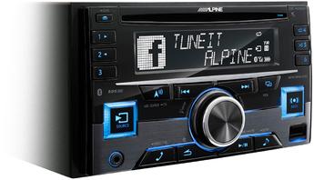 Produktfoto Alpine CDE-W296BT