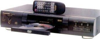 Produktfoto Panasonic DVD-A 100
