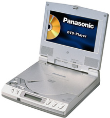 Produktfoto Panasonic DVD-L10EC