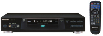 Produktfoto Panasonic DVD-A150EG