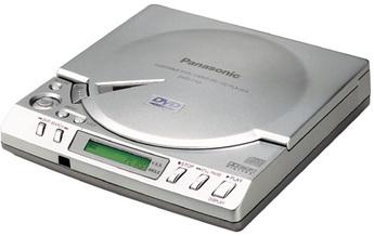 Produktfoto Panasonic DVD-P10EC