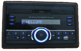 Produktfoto Axion Autoradio Incarbite DM-101
