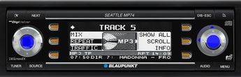 Produktfoto Blaupunkt Seattle MP 74